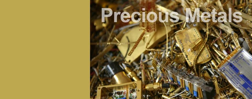 Precious Metals Charleston SC
